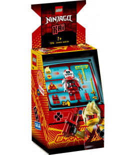 LEGO® Ninjago® 71714 Kai Avatar - Arcade Pod, Age 7+, Building Blocks, 2020 (49pcs)