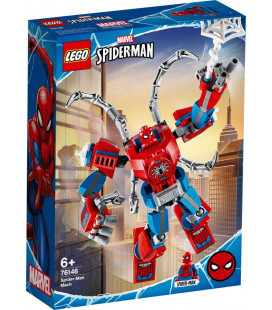 LEGO® Super Heroes 76146 Spider-Man Mech, Age 6+, Building Blocks, 2020 (152pcs)