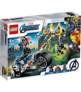 LEGO® Super Heroes 76142 Avengers Speeder Bike Attack, Age 6+, Building Blocks, 2020 (226pcs)