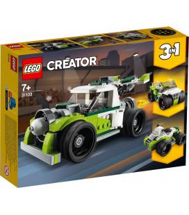 LEGO® Creator 31103 Rocket Truck, Age 7+, Building Blocks, 2020 (198pcs)