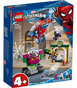 LEGO® Super Heroes 76149 The Menace of Mysterio, Age 4+, Building Blocks, 2020 (163pcs)