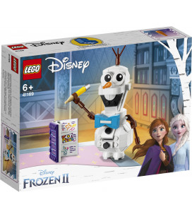 LEGO® Disney Princess 41169 Olaf, Age 6+, Building Blocks (122pcs)