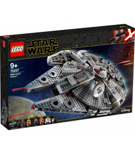 LEGO® Star Wars™ 75257 Millennium Falcon™, Age 9+, Building Blocks (1353pcs)