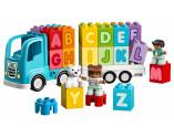 LEGO® DUPLO® My First 10915 Alphabet Truck, Age 1½+, Building Blocks, 2020 (36pcs)