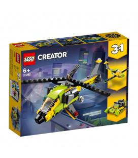 LEGO® Creator 31092 Helicopter Adventure, Age 6+, Building Blocks (114pcs)