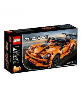 LEGO® Technic 42093 Chevrolet Corvette ZR1, Age 9+, Building Blocks (579pcs)