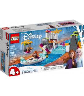 LEGO® Disney Princess 41165 Anna's Canoe Expedition, Age 4+, Building Blocks (108pcs)