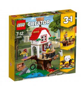 LEGO® Creator 31078 Treehouse Treasures, Age 7-12, Building Blocks (260pcs)