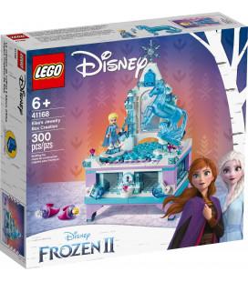 LEGO® Disney Princess 41168 Elsa's Jewelry Box Creation, Age 6+, Building Blocks (300pcs)