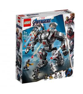 LEGO® Super Heroes 76124 War Machine Buster, Age 7+, Building Blocks (362pcs)