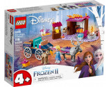 LEGO® Disney Princess 41166 Elsa's Wagon Adventure, Age 4+, Building Blocks (116pcs)
