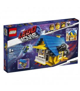 LEGO® Movie 2 70831 Emmet's Dream House/Rescue Rocket!, Age 8+, Building Blocks (706pcs)