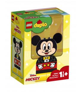 LEGO® DUPLO® Disney™ 10898 My First Mickey Build, Age 1½+, Building Blocks (9pcs)
