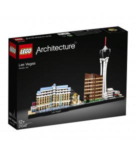 LEGO® Architecture 21047 Las Vegas, Age 12+, Building Blocks (501pcs)