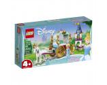 LEGO® Disney Princess 41159 Cinderella's Carriage Ride, Age 4+, Building Blocks (91pcs)