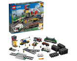 LEGO® City 60198 Cargo Train, Age 6-12, Building Blocks (1226pcs)