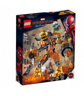 LEGO® Super Heroes 76128 Molten Man Battle, Age 7+, Building Blocks (294pcs)