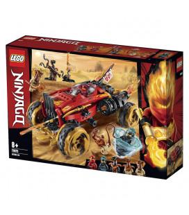 LEGO® Ninjago® 70675 Katana 4x4, Age 8+, Building Blocks (450pcs)