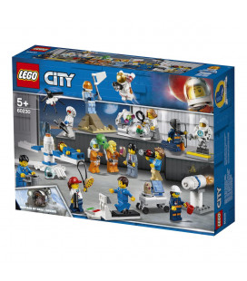 LEGO® City Space 60230 People Pack - Space Research and Develop, Age 5+, Building Blocks (209pcs)