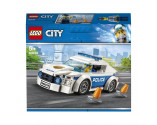 LEGO® City 60239 Police Patrol Car, Age 5+, Building Blocks (92pcs)