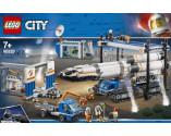LEGO® City Space 60229 Rocket Assembly & Transport, Age 7+, Building Blocks (1055pcs)