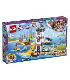LEGO® Friends 41380 Lighthouse Rescue Center, Age 6+, Building Blocks (602pcs)