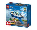 LEGO® City 60206 Sky Police Jet Patrol, Age 4+, Building Blocks (54pcs)