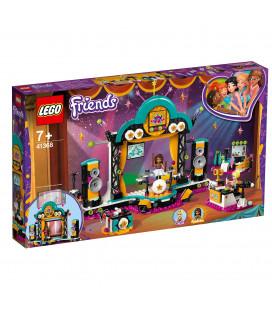 LEGO® Friends 41368 Andrea's Talent Show, Age 7+, Building Blocks (492pcs)