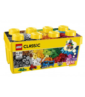 LEGO® LEGO Classic 10696 Medium Creative Brick Box, Age 4-99, Building Blocks (484pcs)