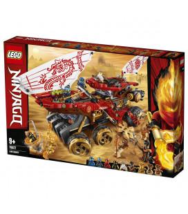 LEGO® Ninjago® 70677 Land Bounty, Age 9+, Building Blocks (1178pcs)