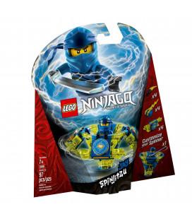 LEGO® Ninjago® 70660 Spinjitzu Jay, Age 7+, Building Blocks (97pcs)