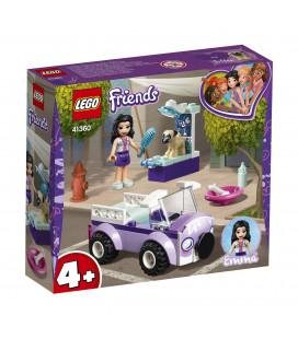 LEGO® Friends 41360 Emma's Mobile Vet Clinic, Age 4+, Building Blocks (50pcs)