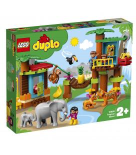 LEGO® DUPLO® Town 10906 Tropical Island, Age 2+, Building Blocks (73pcs)