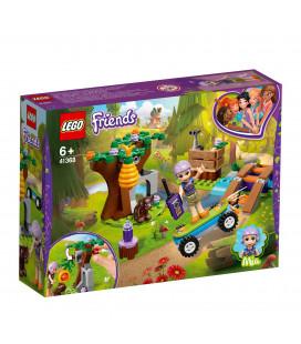 LEGO® Friends 41363 Mia's Forest Adventure, Age 6+, Building Blocks (134pcs)