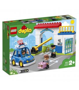 LEGO® DUPLO® Town 10902 Police Station, Age 2+, Building Blocks (38pcs)