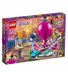 LEGO® Friends 41373 Funny Octopus Ride, Age 7+, Building Blocks (324pcs)