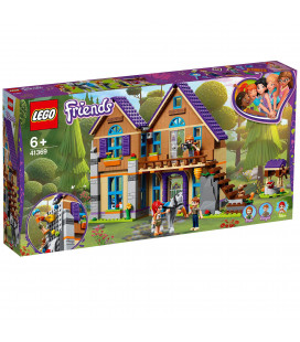 LEGO® Friends 41369 Mia's House, Age 6+, Building Blocks (715pcs)