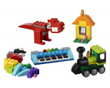 LEGO® Classic 11001 Bricks and Ideas, Age 4+, Building Blocks (123pcs)