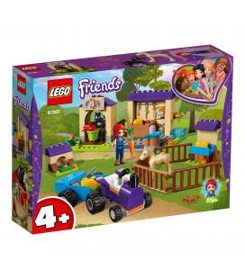LEGO® Friends 41361 Mia's Foal Stable, Age 4+, Building Blocks (118pcs)