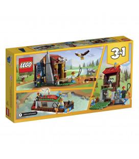 LEGO® Creator 31098 Outback Cabin, Age 7+, Building Blocks (305pcs)
