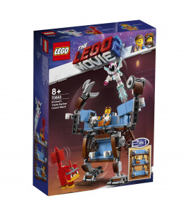LEGO® Movie 2 70842 Emmet's Triple-Decker Couch Mech, Age 8+, Building Blocks (312pcs)