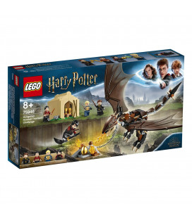 LEGO® Harry Potter™ 75946 Hungarian Horntail Triwizard Challenge, Age 8+, Building Blocks (265pcs)
