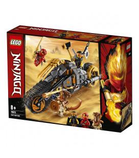 LEGO® Ninjago® 70672 Cole's Dirt Bike, Age 8+, Building Blocks (212pcs)