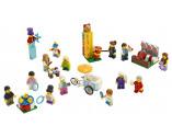 LEGO® City Town 60234 People Pack - Fun Fair, Age 5+, Building Blocks (183pcs)