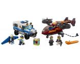 LEGO® City 60209 Sky Police Diamond Heist, Age 6+, Building Blocks (400pcs)