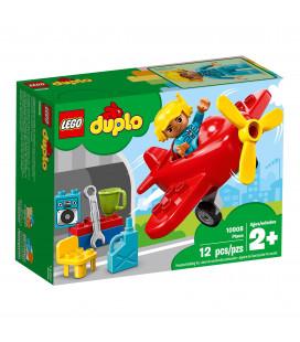 LEGO® DUPLO® Town 10908 Plane, Age 2+, Building Blocks (12pcs)