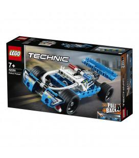 LEGO® Technic 42091 Police Pursuit, Age 7+, Building Blocks (120pcs)