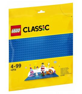 LEGO® LEGO Classic 10714 Blue Baseplate, Age 4-99, Building Blocks (1pcs)