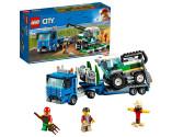 LEGO® City 60223 Harvester Transport, Age 5+, Building Blocks (358pcs)