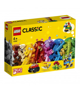 LEGO® Classic 11002 Basic Brick Set, Age 4+, Building Blocks (300pcs)